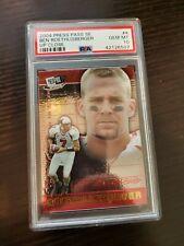 45f6bd66055 Ben Roethlisberger Press Pass Original Football Cards for sale   eBay