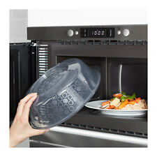 IKEA PRICKIG Microwave Oven Cooking Lid Food Anti-Splatter Bowl Plate Cover