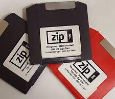 100 MB Zip Disks.  Only $0.99 ea.  Guaranteed 100%.
