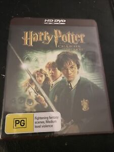 Harry Potter And The Chamber Of Secrets HD DVD New & Sealed