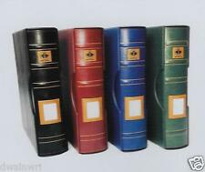 "MAX Binder & Slipcase Set - fit all 4-Ring 9""x12"" pages and GRANDE pages  $35.95"