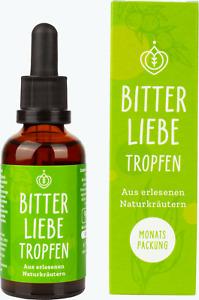 BitterLiebe Bitterstoffe Tropfen - Die Höhle der Löwen - 50 ml