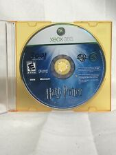 Harry Potter and the order of the Phoenix Xbox 360 DISC ONLY, TESTED