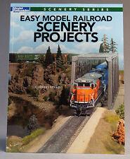 KALMBACH MODEL RAILROADERS SCENERY PROJECTS train lionel ho o n gauge 12499 NEW