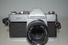 VINTAGE MAMIYA/SEKOR 500 DTL 35mm SLR Camera