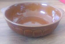 Large Rastal stoneware bowl dish pottery looks unused approx 10x3 inch