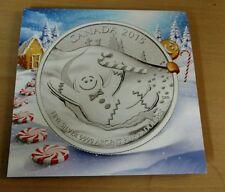 2015 Canada $20 for $20 Fine Silver Coin – Gingerbread Man