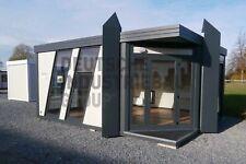 Designerpavillon, Pavillon, Verkaufsraum, Bürocontainer, Containeranlage 30 m²