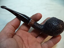 PIPE ITALIAN CRAFTSMANSHIP RUSTIC 9 EXTRA SMOKING PIPE + KIT BREBBIA NEW