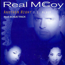 Another Night [Maxi Single] by The Real McCoy (CD, May-1996, Bmg)