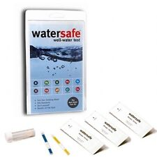 Watersafe Well Water Test Kit, Tests for 10 Common Contaminants, Free Shipping