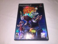 Chicken Little: Ace in Action (Playstation PS2) Black Label Complete Vr Nice!