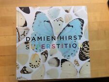Superstition Damien Hirst (SIGNED) 2007 Gagosian Gallery Hardcover