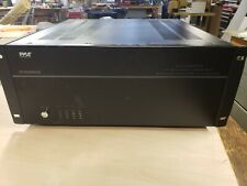 "PYLE PT8000CH 19"" RACK MOUNT 8X1000 WATT AMP  MONSTER UNIT 58 LBS"