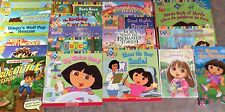 Dora and Diego Lot of 19 Picture Books- Mixed Lot (B4-6)