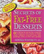 Secrets of Fat-free Desserts (Secrets of Fat-free Cooking)