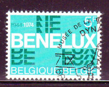 Belgium #876 1974 Benelux Mint Vf Nh O.G Cto a