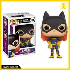 DC Comics Batgirl 2016 136 Pop Funko