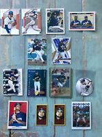 Brewers 14 Card Lot 6 Base + 8 Insert; Topps Gold Label Class 3 Titanium #'d 100