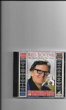 "RED SOVINE, CD ""HEARTWARMING GOSPEL, 18 GREATEST HITS"" NEW SEALED"
