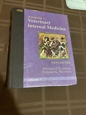 Textbook of Veterinary Internal Medicine Set