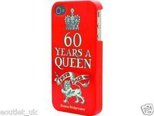 Original De Emma Bridgewater Diamond Jubilee Estuche Para Iphone 4/4s