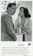 MARJ DUSAY PRETTY SMILING JACK KLUGMAN PORTRAIT QUINCY M.E. 1978 NBC TV PHOTO