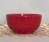 Fiestaware Scarlet Small Bistro Bowl Fiesta Red 22 oz Bowl