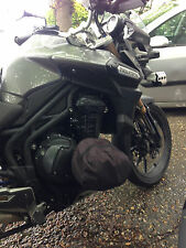 TRIUMPH TIGER EXPLORER 1200XC STANDARD ENGINE CRASH BAR BAGS LUGGAGE BAGS