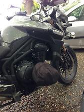 TRIUMPH TIGER EXPLORER 1200XC STANDARD ENGINE CRASH BAR BAGS LUGGAGE BAGS
