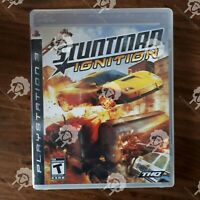 STUNTMAN IGNITION  ( PLAYSTATION 3 PS3  ) Tested