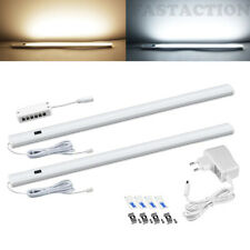 6/10W LED Under Cabinet Kitchen Strip Bar Wireless Sensor Motion Lighting Kit
