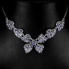 Tanzanite Blue Sapphire Fine Necklaces & Pendants