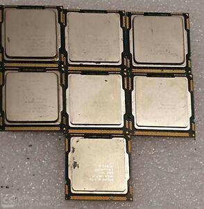 Lot of 7 Intel Core i5-750 2.66 GHz Dual-Core Processor