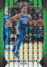 Carte collezionabili basketball singoli philadelphia 76ers
