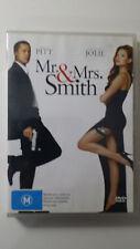 Mr. & Mrs. Smith (2005) Brad Pitt, Angelina Jolie R4 DVD