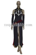 Code Geass R2 C.C. Black Dress Set Cosplay Costume L005