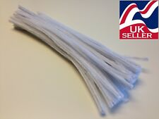 6 mm large 10-1000 Light Brown Chenille Craft Tiges Pipe Cleaners 30 cm long