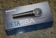 Shure Wired Handheld/Stand-Held Pro Audio Microphones