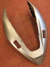 02-09 2003 Honda VFR800 Interceptor OEM Silver Rear Fairing Tail Cowl 2002-2009