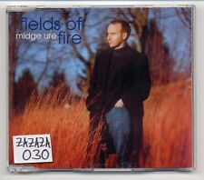 Midge Ure Maxi-CD Fields Of Fire - 3-track incl. Live Version of Cold Cold Heart