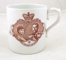 Royal Doulton George V & Mary Coronation 1911 Mug - Made in England