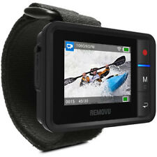 "REMOVU R1+Waterproof Wi-Fi Live View Remote for GoPro HERO3+4-5-6 RMR1P 2""LCD"