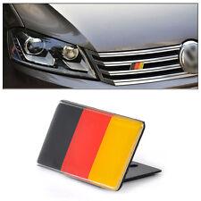 3D Front Grille German Flag Grille Emblem Abzeichen Aufkleber Sticker Für BMW VW