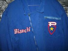Vintage Cycling Jersey Maglia Ciclismo tuta meccanico Bianchi Pirelli '50s