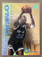 SHAQUILLE O'NEAL ORLANDO MAGIC 1995 SKYBOX NTENSE 7 OF 10. Beautiful!