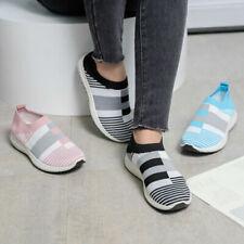 Chaussures à enfiler sans marque pour femme