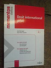 Droit international privé Jean Derruppé Jean-Pierre Laborde