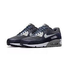 "Nike Air Max 90 Essential Mens ""Anthracite & Granite"" Shoe Sz 8.5 537384-035"