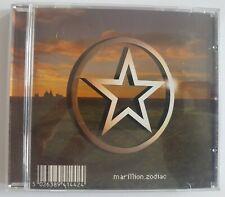 ~ MARILLION ~ ZODIAC ~ Racket Records 11 ~ 1CD 1999 - Live Collectors RARE Album
